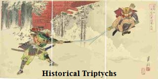 historical triptychs